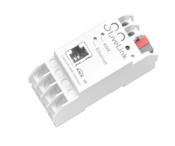 LiveLink KNX адаптер